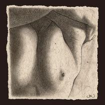 Skinned Alive iii von Jenna Drawing