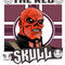 Red-skull-colore