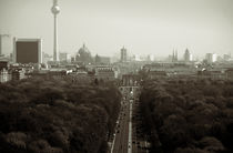 Berlin from the Victory Column von RicardMN Photography