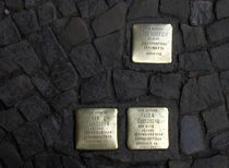 Stolpersteine in Berlin von RicardMN Photography