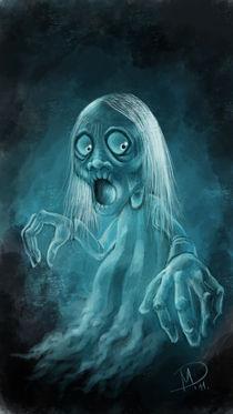 Halloween series:Ghost von Darjan Mikicic