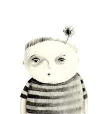 flower boy v2 von Jorgina Miralles