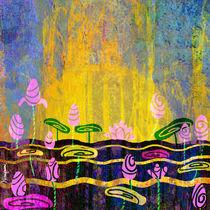 Water Lilies by Nirupam Borboruah