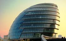 The London City Hall by Maria Fidalgo