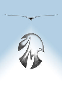 baby bird by Oleksandr Tievieliev