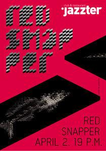 Red Snapper. Poster von Illya Pavlov