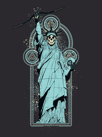 Statue of Liberty by Christoph Rathjen (IamAxiom)