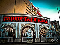 Trump Taj Mahal by Victor Green