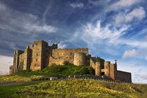 Bamburgh Castle 4 von Graeme pattison