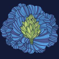 Artichoke: Blue by Joshua Mikel