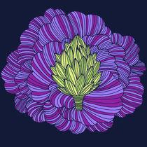 Artichoke: Viloet by Joshua Mikel