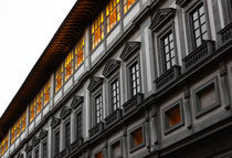 Uffizi, Firenze von Federico Paoli