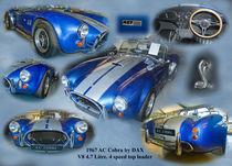 AC Cobra. by Tim Bayliss