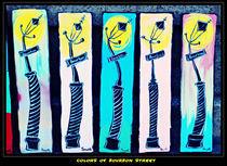 Colors of Bourbon Street von Vlad Klikfeld