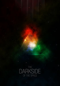 The Darkside of the Space von William Duarte