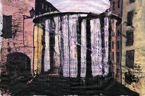 Temple of Hercules by Weston Baker