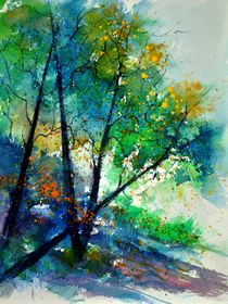 watercolor 119042 by pol ledent