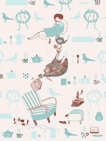 Calmness by Bibor Timko