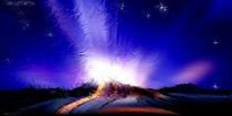 Eruption. by Bernd Vagt