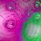 Planet-rosa-gruen