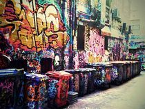Urban Melbourne von Thalia May
