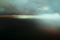 Genova cloudy sea by Tania Diego