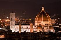 Duomo di Firenze von Federico Paoli