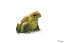 toad von Tanya Lyon