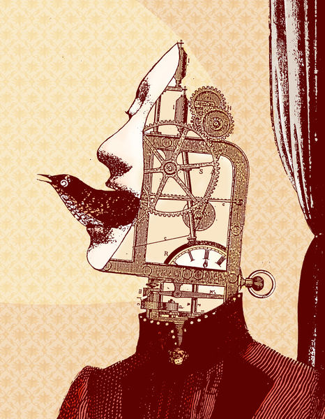 Femme-oiseau