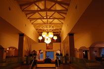 The Hall by Asude Uzun