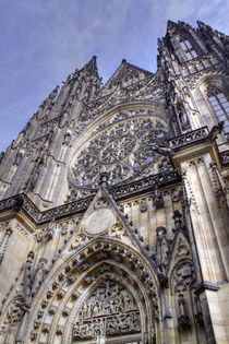 St. Vitus Cathedral, Prague by Martin Heinz