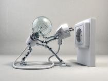 Selfillumination 1 by André Kutscherauer