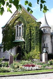 Kirche Kristiansand von Christine Bässler