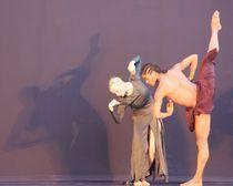 Spiritual Dance von Kyra Munk Matustik
