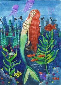 Mermaid's Sanctuary by Danielle Robichaud