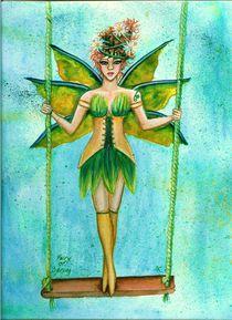Fairy of Spring by Danielle Robichaud