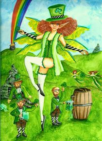 St. Patty's Day  by Danielle Robichaud