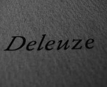 Deleuze von rebeca yanke