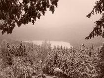 St.Hannah Lake by Mihail Leonard Bodor