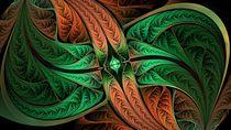 Fractalus Reptilus by Branden Thompson