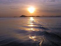 Komodo Island Sunset, Flores, Indonesia by photasia
