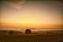 Herbstmorgen von Jürgen Müngersdorf