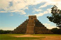 Kukulcán Pyramide im faszinierenden Land der Mayas by mellieha