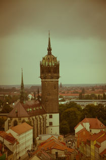 Castle-Church by Michael Krause