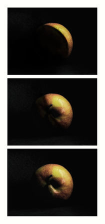 planet apple triptychon II by augenwerk