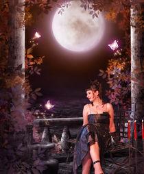 gothic fairy by Mihail Leonard Bodor