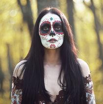 Día de los Muertos von Kate Toluzakova