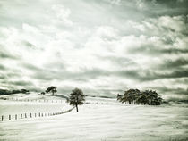 Winter land by Jürgen Müngersdorf