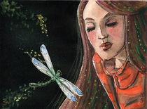Autumn Lady 6 von Julia Baraniecka