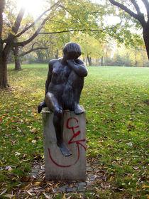 Skulptur von Simone Cuambe